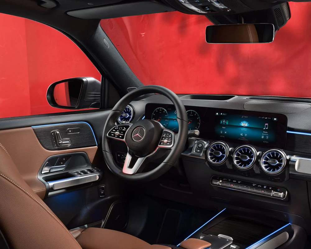 Mercedes GLB 7 posti
