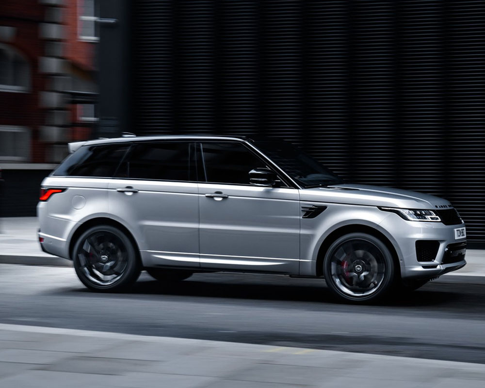 Range Rover Sport 7 posti